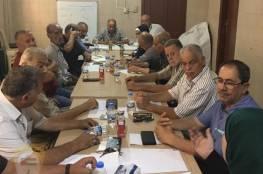 الشعلان يعقِد لقاءً مع اللجان الشعبية في منطقة بيروت