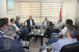 د. ابو هولي: حراكاً فلسطينياً وعربياً لإحباط المحاولات الامريكية - الإسرائيلية من اعادة تعريف اللاجئ والمساس بمدة التفويض للأونروا