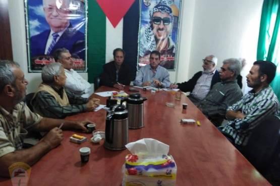 اللجان الشعبية في صيدا تطالب الاونروا بالاستجابة لحاجات اللاجئين الفلسطينين في المخيمات