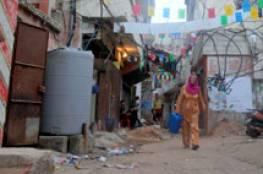 اللاجئون الفلسطينيون الأكثر معاناة نيجة لنقص المياه في لبنان