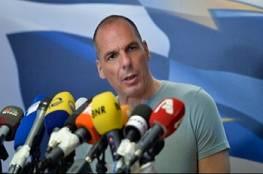 وزير المالية اليوناني يستقيل بتشجيع من تسيبراس