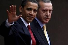 أوباما وأردوغان يتفقان على وقف تدفق المقاتلين إلى سورية