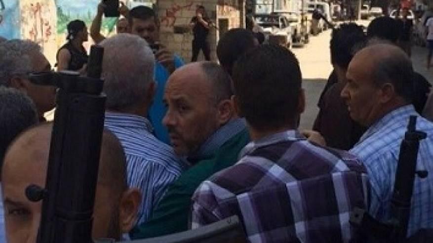 في ختام اجتماعها اليوم: اللجنة الامنية الفلسطينية  تتفق على تثبيت وقف اطلاق النار في مخيم عين الحلوة
