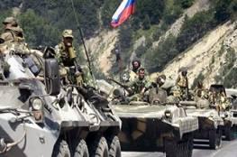 رئيس أوكرانيا: روسيا حشدت 50 ألف عسكري على الحدود