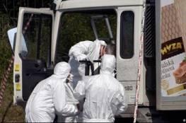 شاحنة جديدة تقل 21 لاجئًا في النمسا
