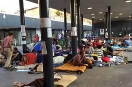 استمرار تدفق المهاجرين على المانيا