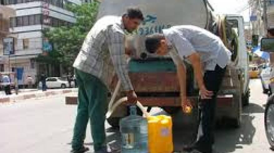 الخليل.. أزمة مياه مستمرة