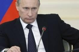 بوتين: روسيا لن تشارك حاليا في أية عملية برية بسوريا