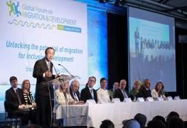 اسطنبول: فلسطين تشارك في المنتدى العالمي للهجرة والتنمية