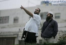 المستوطنون يهاجمون منازل المواطنين شرق الخليل