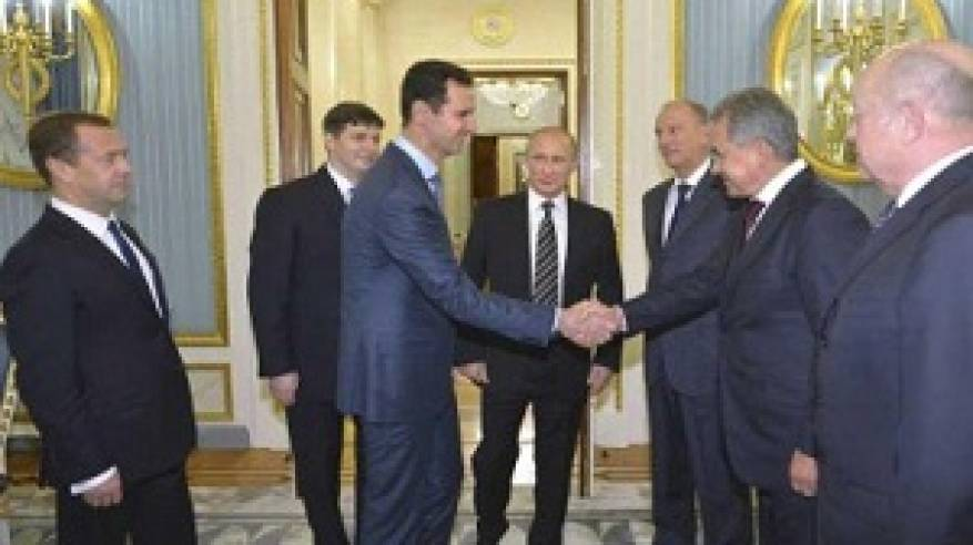 الخارجية الأمريكية: زيارة الأسد لموسكو ليست مفاجأة