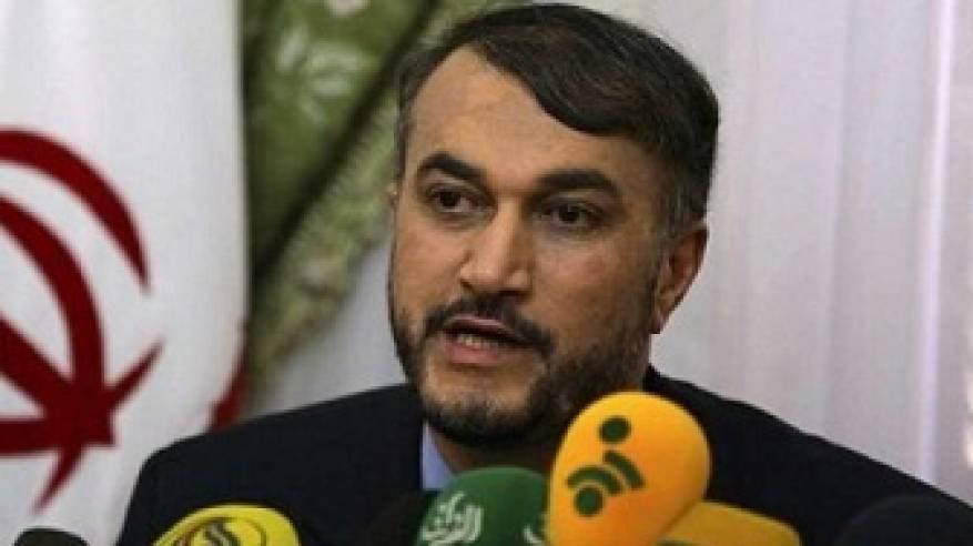 عبد اللهيان: طهران لا تعمل على ابقاء الأسد في السلطة إلى الأبد