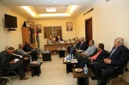 فصائل المنظمة في لبنان: ملتزمون بدعم القوة الأمنية المشتركة في عين الحلوة