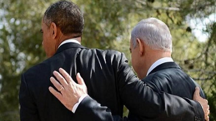 """""""هآرتس"""": نتنياهو لن يتحدث عن """"حل الدولتين"""" ووقف """"الاستيطان"""" خلال لقائه أوباما"""