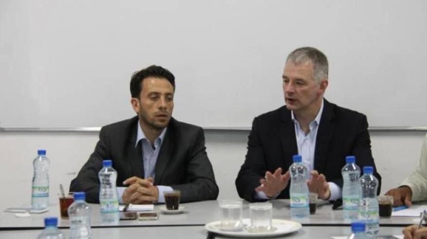 """مدير عمليات الوكالة بالضفة لـ""""القدس"""": انهاء الوكالة مرتبط بحل قضية اللاجئين"""