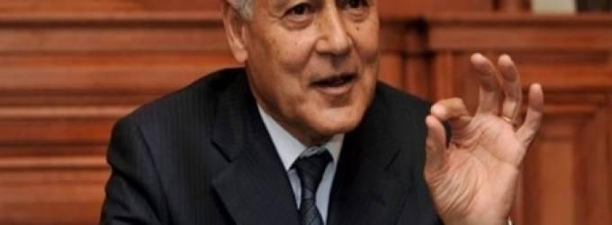 الأمين العام للجامعة العربية أحمد أبو الغيط