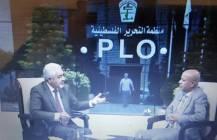 لقاء د. احمد ابو هولي  عضو اللجنة للمنظمة  ببرنامج منظمة التحرير الفلسطينية واقع ومستقبل حول دائرة شؤون اللاجئين الاهداف الاستراتيجيات الجزء الثاني
